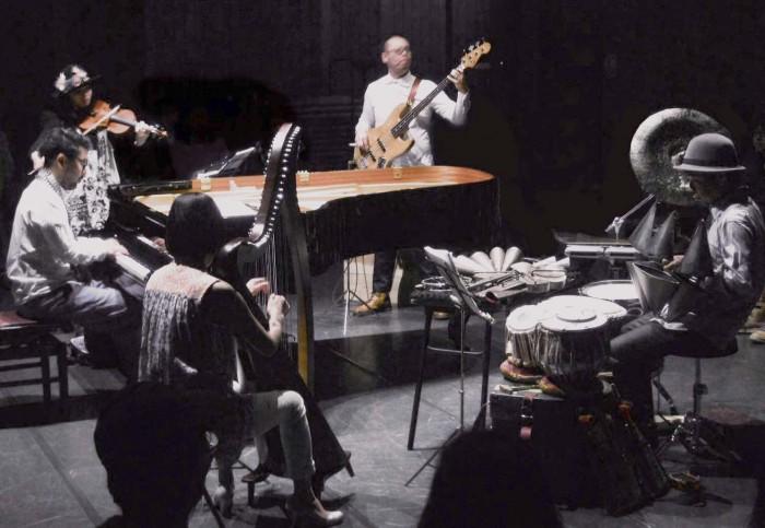 「間を奏でる」豊橋でのライブ