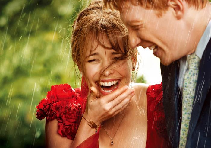 『アバウト・タイム~愛おしい時間について~』 © Universal Pictures
