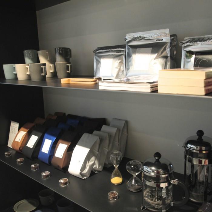 神奈川・藤沢『27 COFFEE ROASTERS』と『丸山珈琲』から「CIBONE オリジナルブレンド」が。