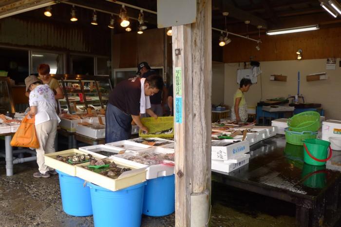 魚屋はこうでなくちゃ