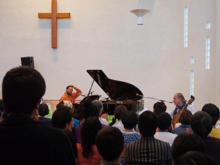 Live at 岡山ルーテル教会