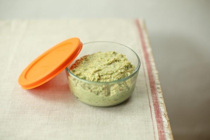 実山椒のグリーンソース