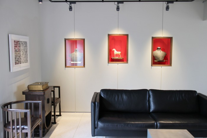 『himie aoyama atelier & shop』店内