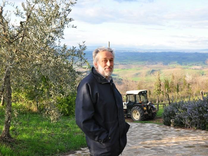 イタリア・トスカーナのサンタ・マリア(Vinai Ota)