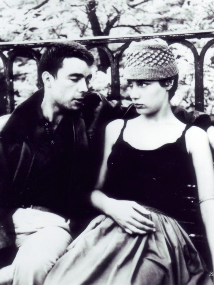 『あこがれ』 Les Mistons ベルナデット・ラフォン、ジェラール・ブラン 1957 /  17分 / モノクロ / 35mm © 1957 LES FILMS DU CARROSSE