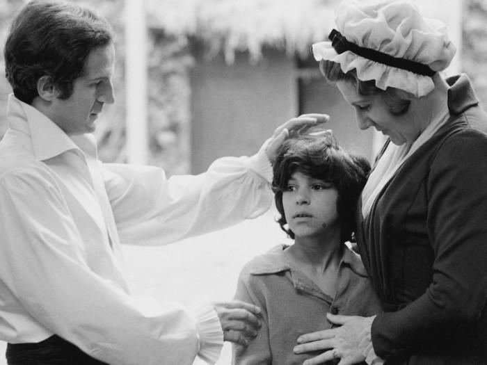 『野性の少年』 L'Enfant sauvage ジャン=ピエール・カルゴル、フランソワ・トリュフォー、1970 / 83分 / モノクロ /  デジタル © Pierre Zucca
