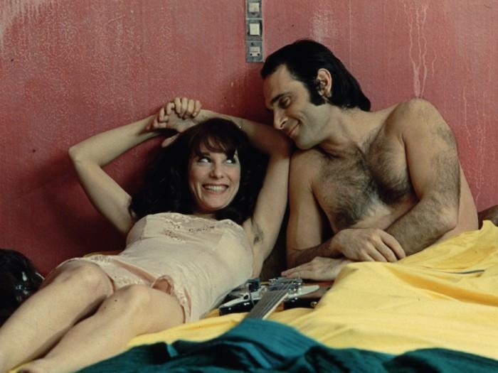 『私のように美しい娘』 Une belle fille comme moi ベルナデット・ラフォン、アンドレ・デュソリエ、1972 / 98分 / カラー/ 35mm  © 1972 LES FILMS DU CARROSSE