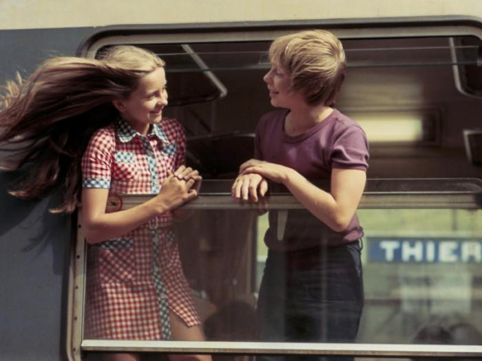『トリュフォーの思春期』 L'Argent de poche ジャン=フランソワ・ステヴナン、ヴィルジニー・テヴネ、1976 / 105分 / カラー/ デジタル  © Hélène-Jeanbreau