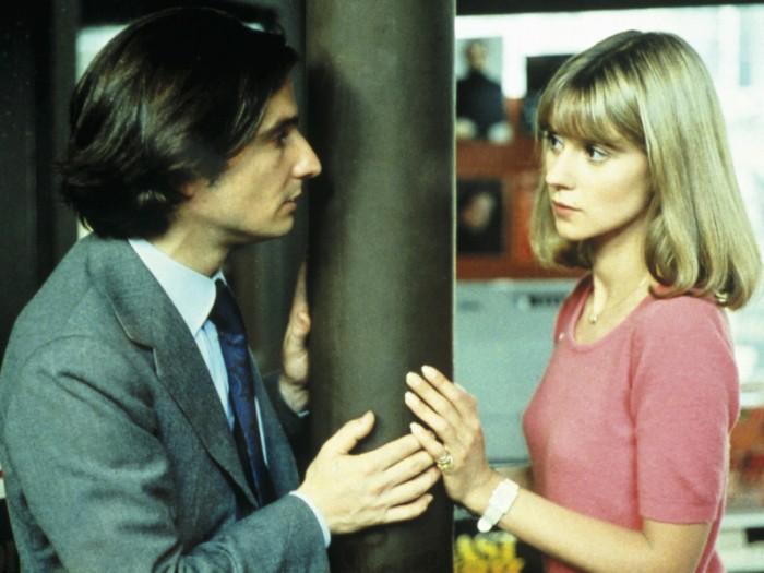 『逃げ去る恋』 L'Amour en fuite ジャン=ピエール・レオー、マリー=フランス・ピジェ 1979 / 94分 / カラー/ 35mm © 1979 LES FILMS DU CARROSSE