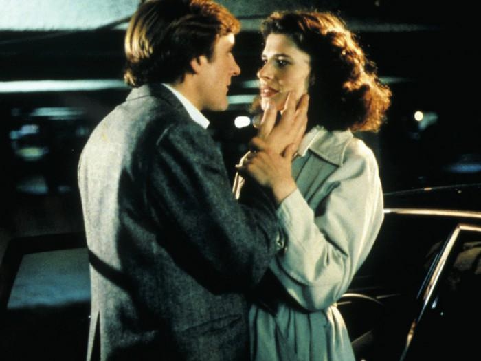 『隣の女』 La Femme d'à côté ファニー・アルダン、ジェラール・ドパルデュー、1981 / 106分 / カラー/ 35mm © 1981 LES FILMS DU CARROSSE