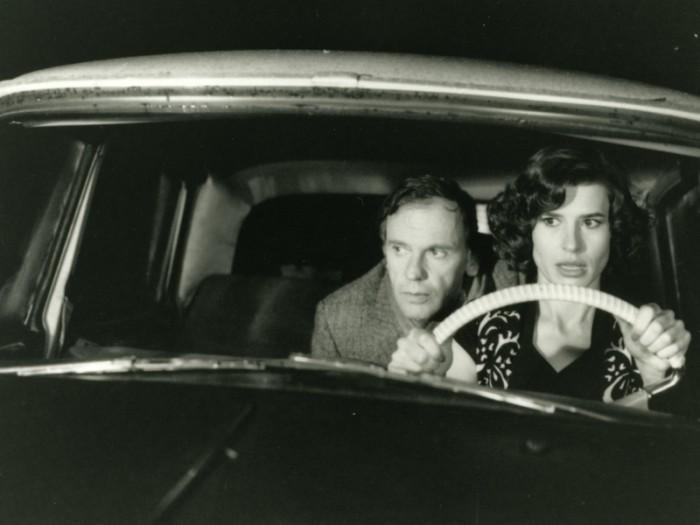 『日曜日が待ち遠しい!』 Vivement Dimanche !  ジャン=ルイ・トランティニャン、1983 / 111分 / モノクロ / 35mm、© 1983 LES FILMS DU CARROSSE