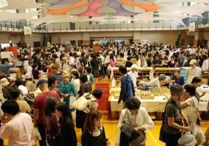 もうはじまっている!! 地元一体型の パンの祭典『世田谷パン祭り』