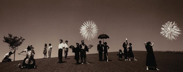 『第7回青山演劇フェスティバル〜夢みつづける力1993』のために撮影 ©Shoji Ueda office