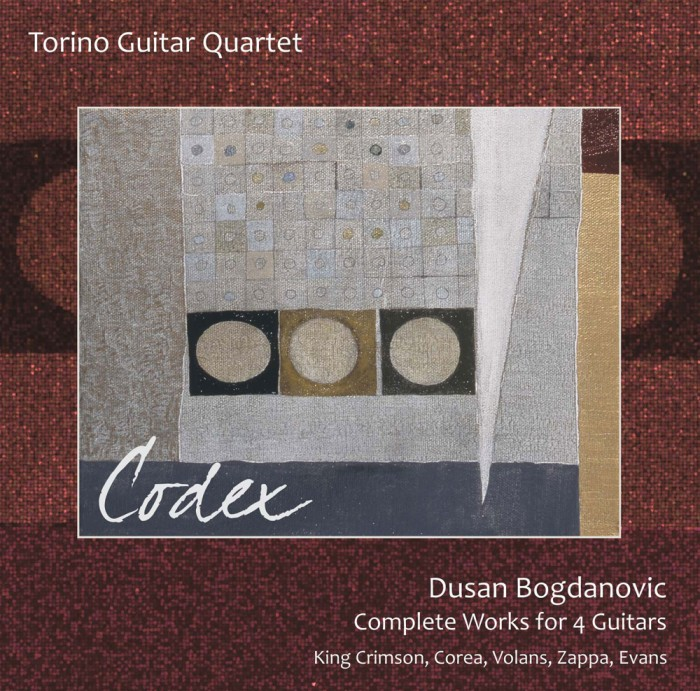 Torio Guitar Quartet / Codex