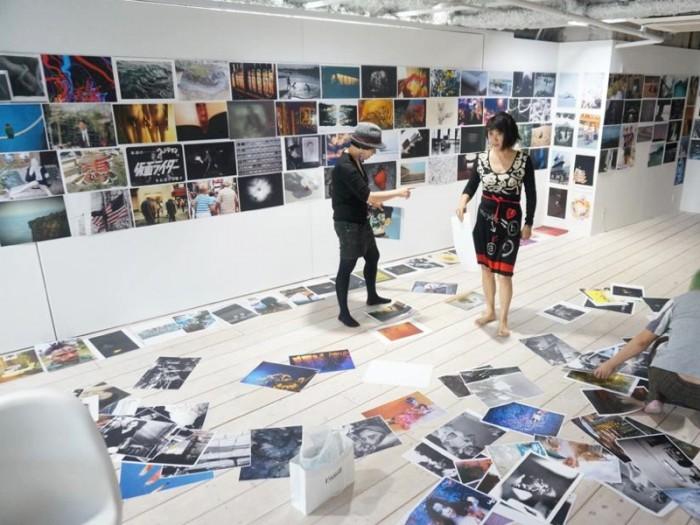 『アツコバルー arts drinks talk』で開催された写真イベントfromニュージーランド『ペーパーパイレーツ』