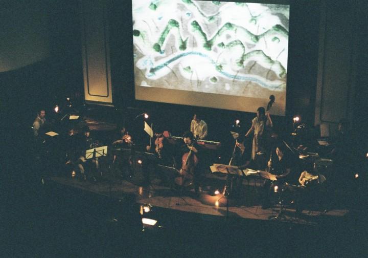 Umitaro ABE and nakaban presents 博物館コンサート「洋梨の考古学」幻燈と音楽で、洋梨のような空を手にしてみませんか。