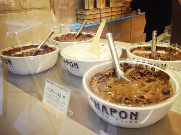チョコレート・ムースが有名なショコラティエ「Chapon(シャポン)」