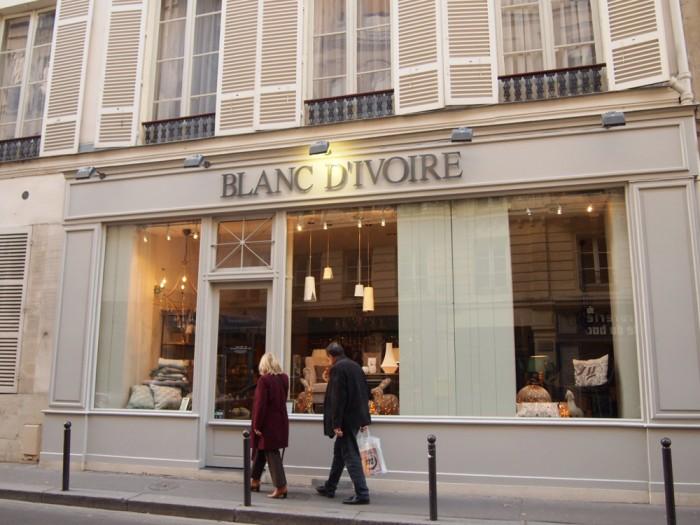 Blanc d'Ivoire(ブラン・ディヴォワール)
