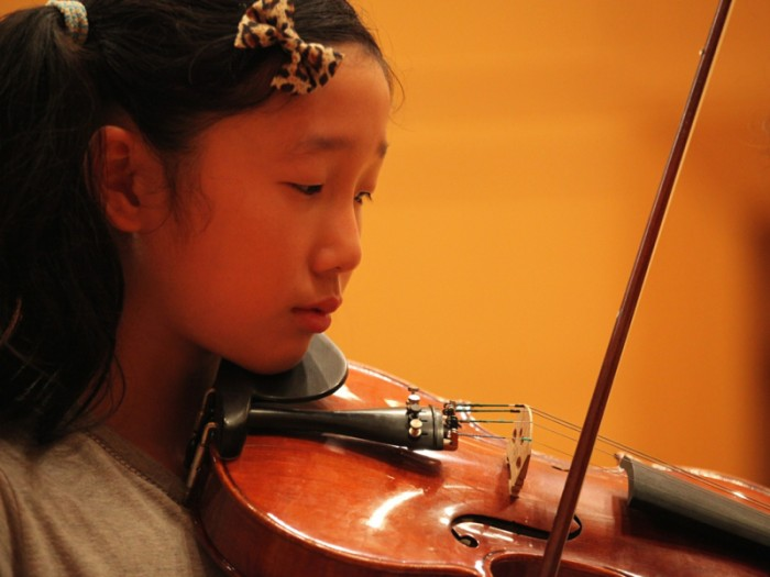 楽器は毎日練習するのがとてもたいせつ。もし楽器が壊れてもだいじょうぶ。修繕ももちろん無償だ。