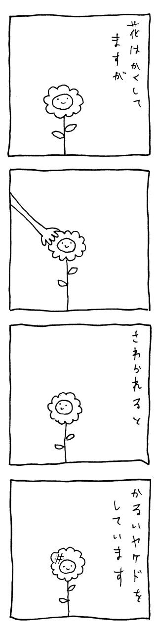 花はかくしてる