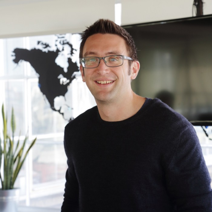 『Airbnb』UK、アイルランド ジェネラル・マネージャー ジェームズ・マックルアさん。
