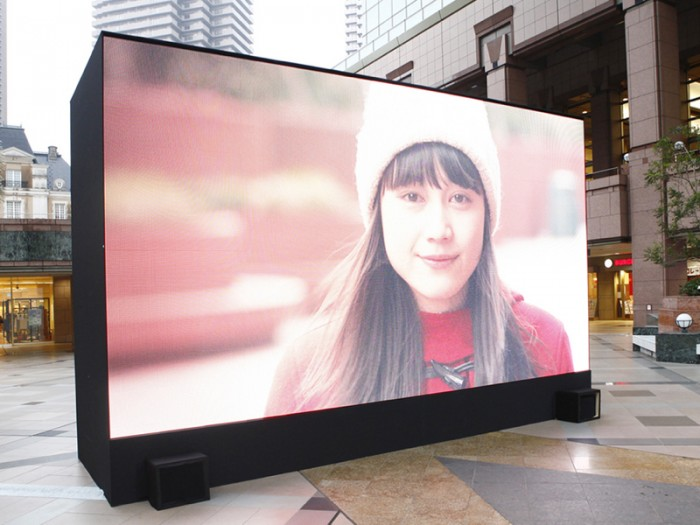 『恵比寿映像祭2015』では『5windows』に加えて撮りおろしの『5windows eb』、『5windows is』が恵比寿ガーデンプレイスの7箇所にスクリーンを設けて上映された。