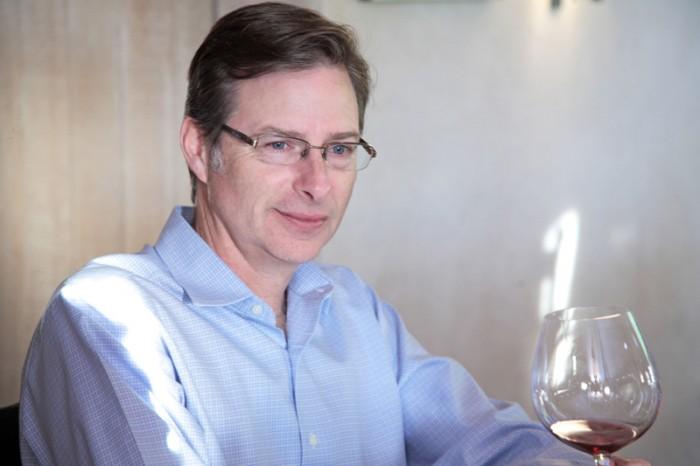 ワインメーカーのマイケル・マクニール