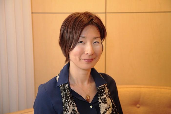 ナパ・ヴァレー・ワイナリー・エクスチェンジの日本人スタッフ、 岩元美度里ワイン・セールス・ディレクター