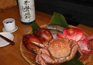籾山由美の東京-島根 小さな暮らし神宮前で見つけた、お刺身の美味しい居酒屋『眞吉』