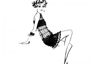 ファッション・イラストレーションの伝説 森本美由紀 展覧会&フェア。