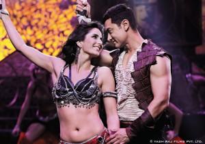 『チェイス!』 インドの国民的俳優アーミル・カーン、俳優の技がつまった新作とともに初来日。
