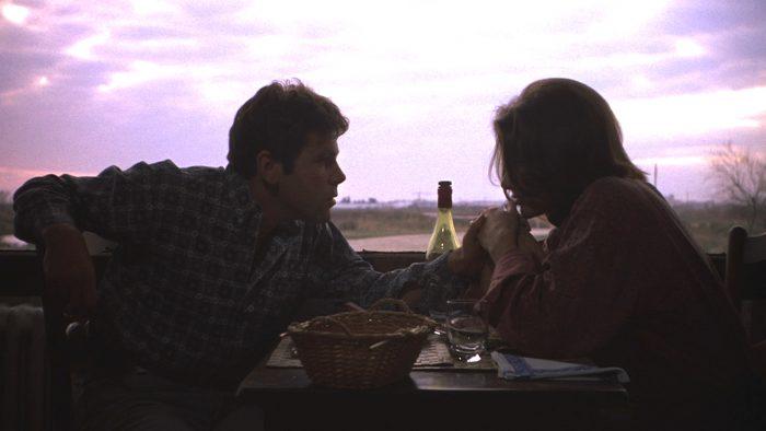 レーサーで情熱を内に秘めるタイプのジャン=ルイとアンヌの亡夫ピエールは正反対。野生的な魅力に溢れ自由なピエールの面影がアンヌを苦しめます。