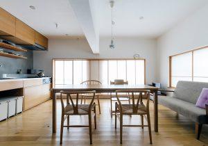 """dacapo×TOKOSIE公団の一室をリノベーション 機能性とデザイン性を両立した """"余白""""のある暮らし"""