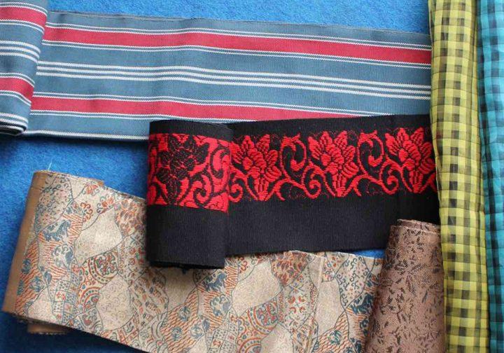 籾山由美の東京-島根 小さな暮らしお出かけも賄いも、お洒落もできるジャージの着物です。